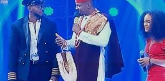 BBNaija 2018: Miracle speaks first time after winning reality show Watch Video