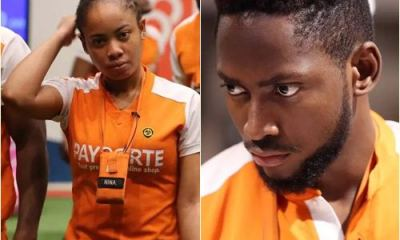 BBNaija 2018: Nina speaks on relationship with Miracle