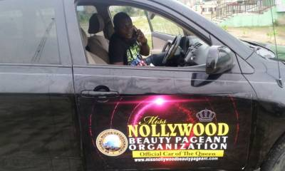 Miss Nollywood boss escapes armed robbers' terror in Yenagoa
