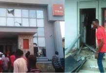 Watch video of Offa bank robbery as it surfaces online
