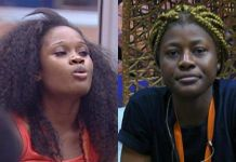 BBNaija 2018 Day 80: Finally Biggie removes Cee-c as Head of house, gives Alex