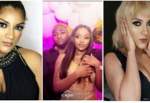 Ex-BBNaija housemate Gifty Powers throws shade at Davido & Chioma