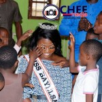 Miss Bayelsa 2018 Queen Freda Fred showers love on children as she marks her birthday - Photos