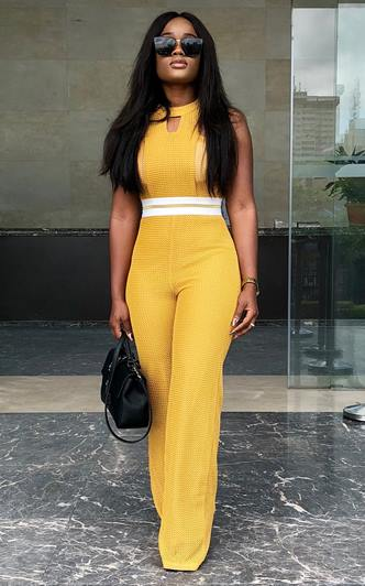 BBNaija Cee-c attacked by haters 'Where is your hip?' See Photos