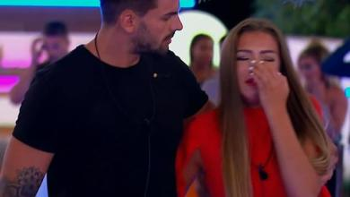 Love Island: Zara defends 'hysterical' reaction to shock exit from show as she reiterates her 'LOVE' for Adam after just 10 days in the villa