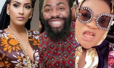 Video: Comedian Arole and the 'hot slap' that made actress Nkechi Blessing call Juliet Ibrahim an 'Idiot'