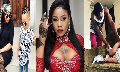 """Stop blaming DBanj's wife""- Toyin Lawani tells Nigerians as she recounts her experience"