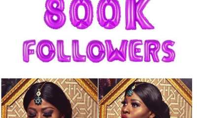 Read what Alex Unusual posted after hitting 800k followers on Instagram