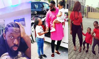 """Celeb Gossips: """"I can allow my daughter to become a stripper"""" – Timaya"""