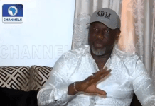 Video: Dino Melaye recounts how he climbed a tree and stayed in the wilderness for 11 hours during his failed abduction attempt