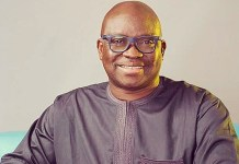 'Linking me with APC is like associating me with armed robbers' Gov. Fayose denies plans to defect to ruling party