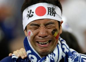 2018 World Cup: Devastated Japan fans clean stadium in tears after last-gasp loss to Belgium