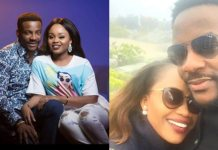 Ebuka's better half pens dazzling birthday message to him, saying thanks to him for demonstrating her LOVE she never knew existed