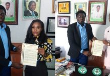Love in the air: Leo & Cee-c become Numatville Tourism ambassadors, get plots of land