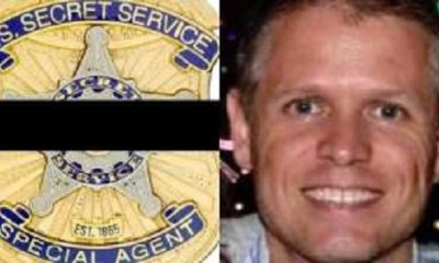 """A United States Secret Service agent has died after suffering a stroke while supporting President Donald Trump's trip to Scotland over the weekend. The 42-year-old agent, identified as Special Agent Noel E. Remagen, was working on protection for national security adviser John Bolton on the midnight shift when he was found to be unresponsive by colleagues at Trump's Turnberry resort on Saturday night. Remagen was quickly attended to by a White House doctor and Secret Service colleagues before being rushed to Queen Elizabeth University Hospital in Glasgow, where he passed away on Sunday. Remagen is survived by a wife and two small children, and was the son of a retired Secret Service employee. The Secret Service said in a statement that he had served for 19 years with the agency and was a """"dedicated professional of the highest order."""" The agency said he was surrounded by members of his immediate family and colleagues when he died. White House press secretary Sarah Sanders said in a tweet Wednesday, """"Prayers for the Remagen family. We are all forever grateful for the service and sacrifice of the men and women of the United States Secret Service, some of the greatest and bravest people in the country. We are sorry for your loss and are grieving with you."""" The agent's body is being flown back to Washington on a military plane Wednesday and fellow Secret Service personnel will remain with his body until he is buried."""