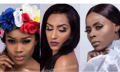 Who will you go for, Cee-c, Juliet or Khloe?