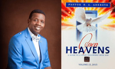 News, Latest Nigeria News, Devotionals & Celeb Gossips
