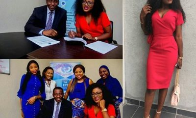 BBNaija Update: Alex signs endorsement deal with 'Eye Doctor Limited'