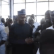 Videos: Senate president Bukola Saraki arrives National Assembly to chants of 'Oloye' after unauthorized DSS siege