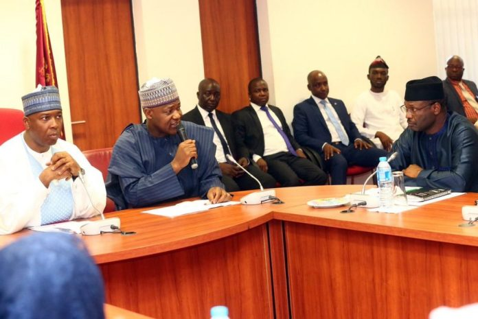 Full Details of Saraki, Dogara, INEC chairman meeting emerge
