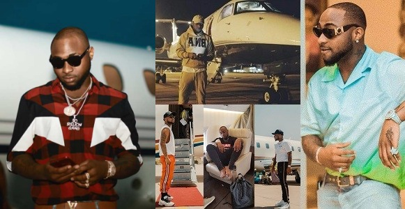 EXPOSED! Davido Is Lying About His New Private Jet (Video and Full Evidence)