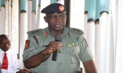 FG sets to increase NYSC members' allowance – DG