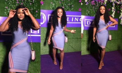 BBNaija: Hip does lie... Cee-c flaunts hips in new photos