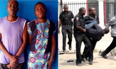 Police arrests gay man for tearing lover's anus during homosexuality act