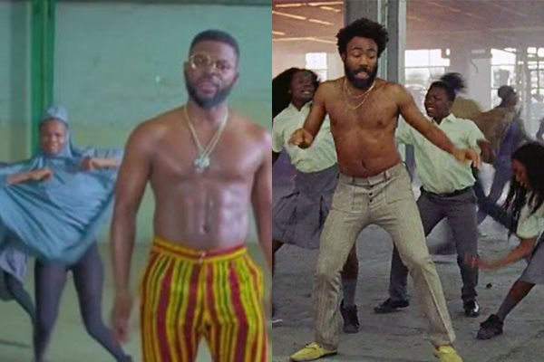 Video: Between 'This is America' and 'This is Nigeria'