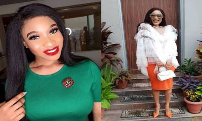 Actress Tonto Dikeh expresses regret after offering to help a fan