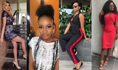 Who is the most beautiful ex-BBNaija female housemates, Alex, Cee-c, BamBam, Vandora, Ahneeka, Anto or Nina