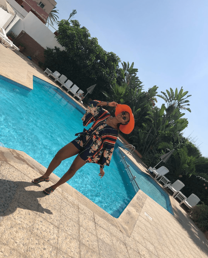 BamBam slays hot in Morocco,  poses in raunchy photos