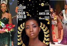 Photos from the 2018 Most Beautiful Girl in Nigeria Pageant