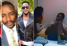 BBNaija: Throwback Video when Leo warning Nina that Miracle will dump her for money