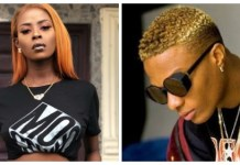 Wizkid Replies Khloe Over Baby Mama Money Hungry Hoes