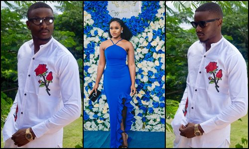 "BBNaija Leo looks dapper In new photos as Cee-c calls him her ""gummy bear"""