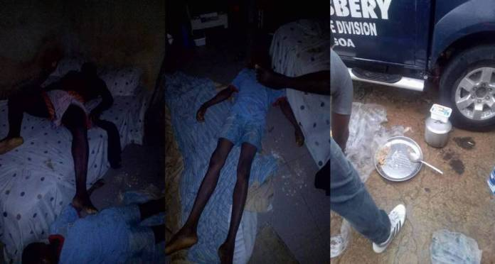Man, pregnant wife, brother die after eating poisoned food in Yenagoa