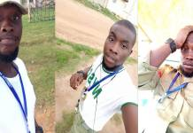 """RIP to my useless father,"" – Corps member declares, as he celebrates his dad's death"