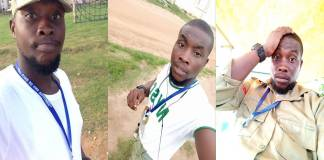 """""""RIP to my useless father,"""" – Corps member declares, as he celebrates his dad's death"""