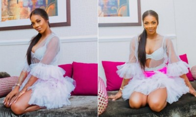Tiwa Savage Says Mavin Exit Rumour Is Unfounded