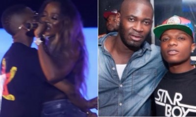 Wizkid and tiwa confirm dating rumors