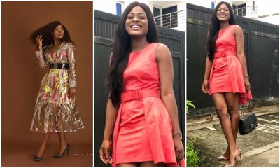 Watch as Alex Unusual mark 'No Bra Day' in an awesome way (Video)