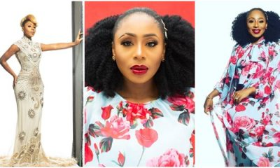 Sundry Actress Dakore Egbuson celebrates 40th birthday with dazzling photos