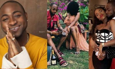 Davido and his girlfriend Chioma's relationship still very strong — Friend Alleges