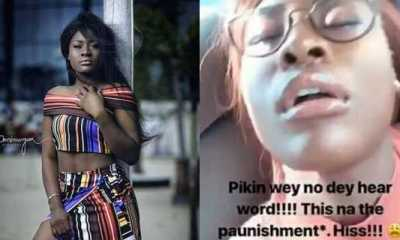 Alex's friend releases an unusual video - (Watch Video)