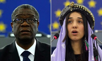 FIDA NIGERIA congratulates Dr Denis Mukwege and Nadia Murad for winning the 2018 Nobel Peace Prize.
