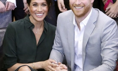 Just In: Meghan Markle, the Duchess of Sussex is pregnant