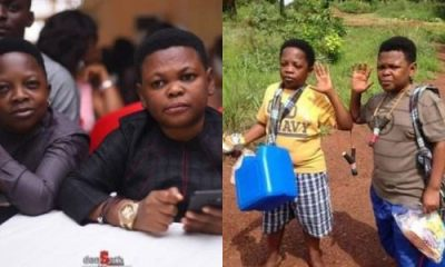 AKI 'n' PAWPAW 'An honest friend is a precious gift' — Osita Iheme gushes about Chinedu