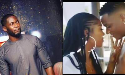 Fever: Trolls slam Teebillz after Wizkid and Tiwa Savage get romantic
