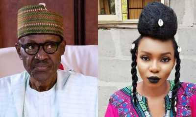 'Why are our leaders so heartless' – Yemi Alade asks president Buhari